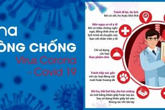 AsiaVina KÊU GỌI Chung Tay Phòng Chống Dịch Bệnh Covid-19